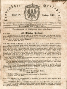 Leobschützer Kreisblatt, 1854, Jg. 12, St. 18