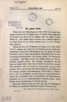 Archiv für Innere Kolonisation, 1926, Bd. 18, H. 1/3