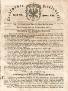Leobschützer Kreisblatt, 1854, Jg. 12, St. 38