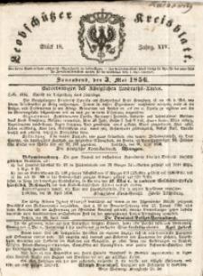 Leobschützer Kreisblatt, 1856, Jg. 14, St. 18