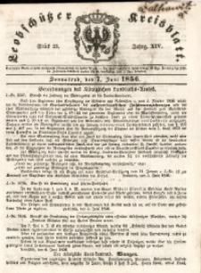 Leobschützer Kreisblatt, 1856, Jg. 14, St. 23