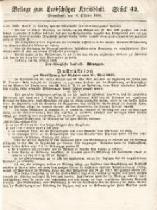 Leobschützer Kreisblatt, 1856, Jg. 14, St. 42