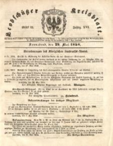Leobschützer Kreisblatt, 1858, Jg. 16, St. 22
