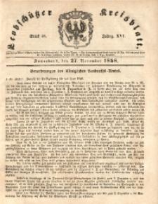 Leobschützer Kreisblatt, 1858, Jg. 16, St. 48