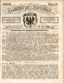 Leobschützer Kreisblatt, 1859, Jg. 17, St. 27