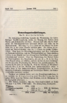 Archiv für Innere Kolonisation, 1929, Bd. 21, H. 1