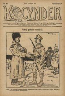 Kocynder, 1920, [R. 1], nr 12