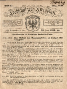 Leobschützer Kreisblatt, 1860, Jg. 18, St. 17