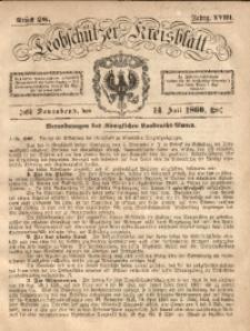 Leobschützer Kreisblatt, 1860, Jg. 18, St. 28