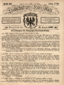 Leobschützer Kreisblatt, 1860, Jg. 18, St. 32