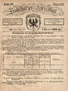 Leobschützer Kreisblatt, 1860, Jg. 18, St. 49