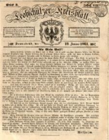Leobschützer Kreisblatt, 1861, Jg. 19, St. 3