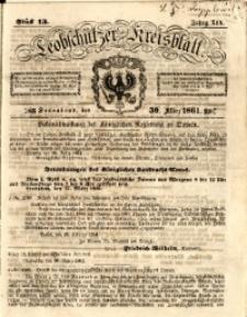 Leobschützer Kreisblatt, 1861, Jg. 19, St. 13