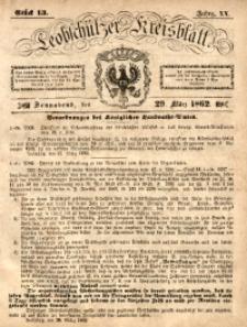 Leobschützer Kreisblatt, 1862, Jg. 20, St. 13