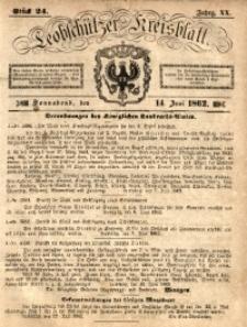 Leobschützer Kreisblatt, 1862, Jg. 20, St. 24