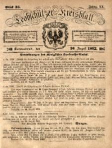Leobschützer Kreisblatt, 1862, Jg. 20, St. 35