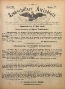 Leobschützer Kreisblatt, 1889, Jg. 46, St. 27