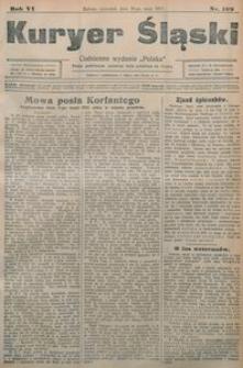 Kuryer Śląski, 1912, R. 6, nr 109