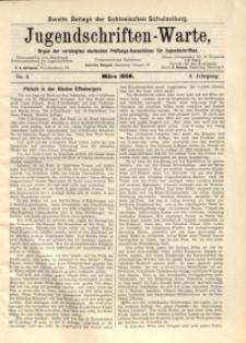 Jugendschriften-Warte, 1898, Jg. 6, No. 3