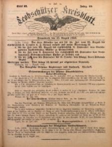 Leobschützer Kreisblatt, 1891, Jg. 49, St. 33