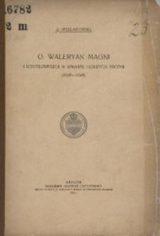 O. Waleryan Magni i kontrowersya w sprawie odkrycia próżni (1638-1648)