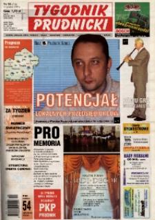 Tygodnik Prudnicki : gazeta lokalna gmin [...]. R. 15, nr 50 (733).