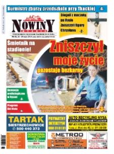 Nowiny Nyskie 2018, nr 21.