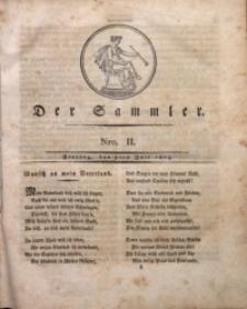Der Sammler, 1824, Nro. 2