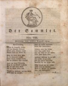 Der Sammler, 1824, Nro. 8