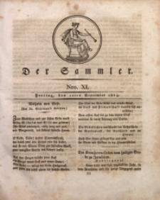 Der Sammler, 1824, Nro. 11