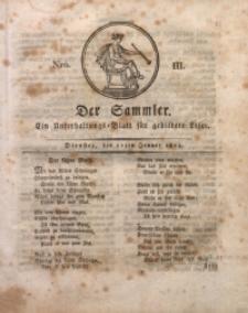 Der Sammler, 1825, Nro. 3