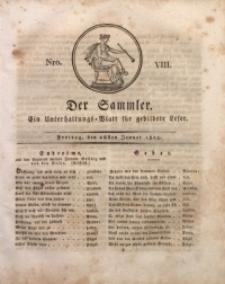 Der Sammler, 1825, Nro. 8