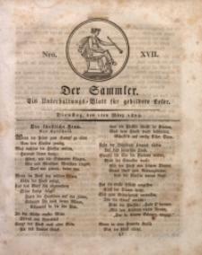 Der Sammler, 1825, Nro. 17