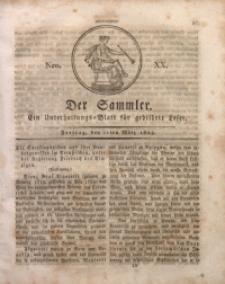 Der Sammler, 1825, Nro. 20