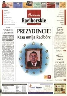 Nowiny Raciborskie. R. 13, nr 13 (623).