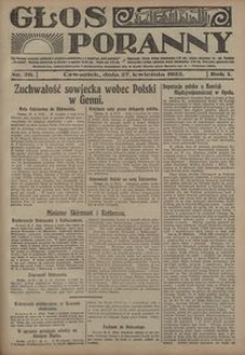Głos Poranny, 1922, R. 1, nr 26