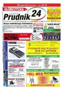 Gazeta Prudnik24 : bezpłatny dwutygodnik 2018, nr 10 (134).