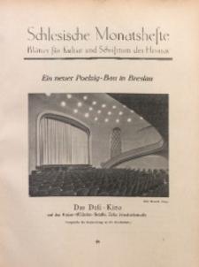 Schlesische Monatshefte, 1927, Jg. 4, Nr. 2