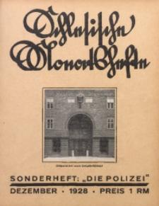 Schlesische Monatshefte, 1928, Jg. 5, Nr. 12