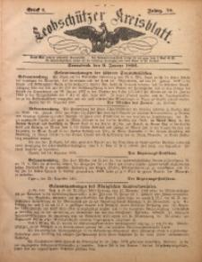 Leobschützer Kreisblatt, 1892, Jg. 50, St. 2