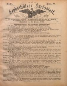 Leobschützer Kreisblatt, 1892, Jg. 50, St. 8