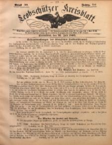 Leobschützer Kreisblatt, 1892, Jg. 50, St. 30
