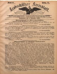 Leobschützer Kreisblatt, 1892, Jg. 50, St. 49