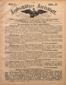 Leobschützer Kreisblatt, 1892, Jg. 50, St. 52
