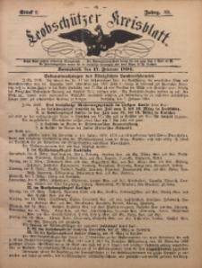 Leobschützer Kreisblatt, 1894, Jg. 52, St. 7