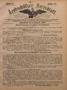 Leobschützer Kreisblatt, 1894, Jg. 52, St. 44