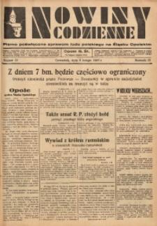 Nowiny Codzienne, 1936. R. 26, nr 30