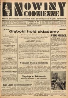 Nowiny Codzienne, 1936. R. 26, nr 51