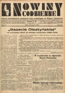 Nowiny Codzienne, 1936. R. 26, nr 75