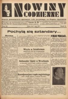 Nowiny Codzienne, 1936. R. 26, nr 106